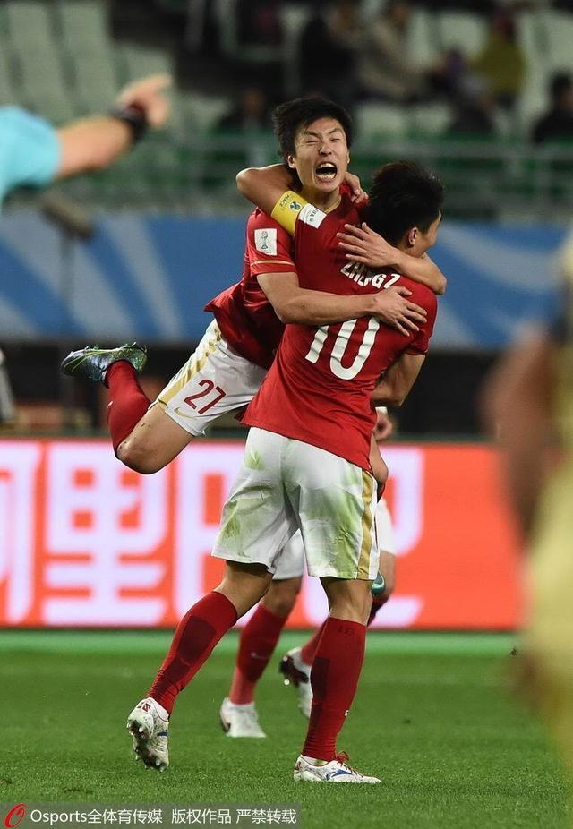现场:闪耀世界从世俱杯始 郑龙进中国人首球