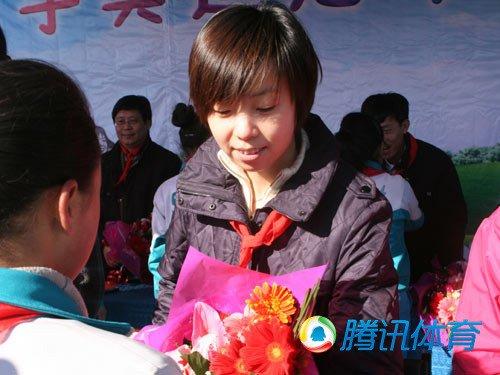 张怡宁赴美深造望推广乒乓球 从未想过做教练