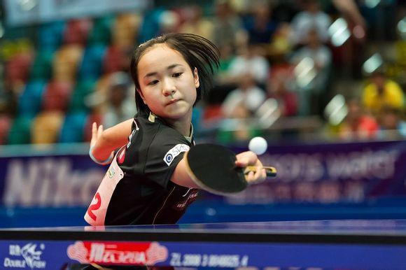 日本乒乓球新锐称中国选手最难打 曾战胜丁宁