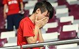 他们泪洒国足赛场