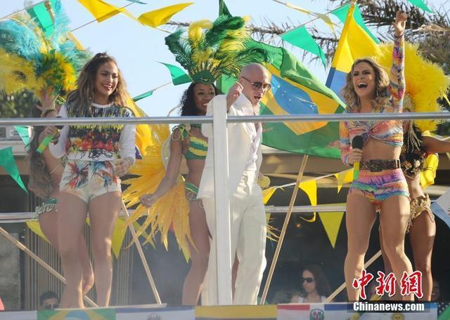 巴西世界杯主题曲正式公布 三大巨星倾情演唱