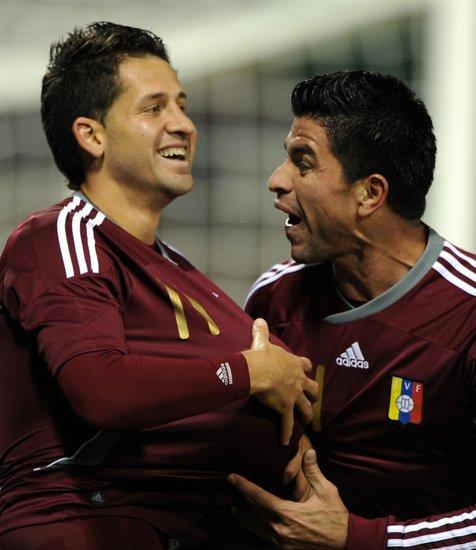 美洲杯-委内瑞拉1-0厄瓜多尔 悍将世界波绝杀