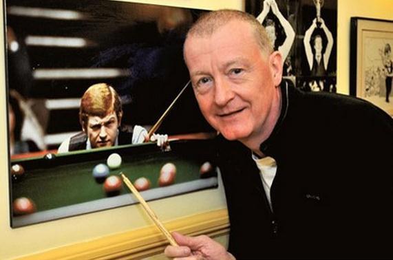 斯诺克传奇戴维斯退役 曾获六次世锦赛冠军