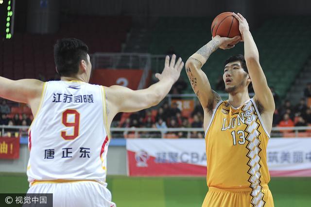 前广厦中锋签约北控 曾随广东夺冠入选国家队