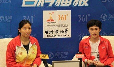 实录:杨维做客名将播报 点评亚运羽毛球比赛
