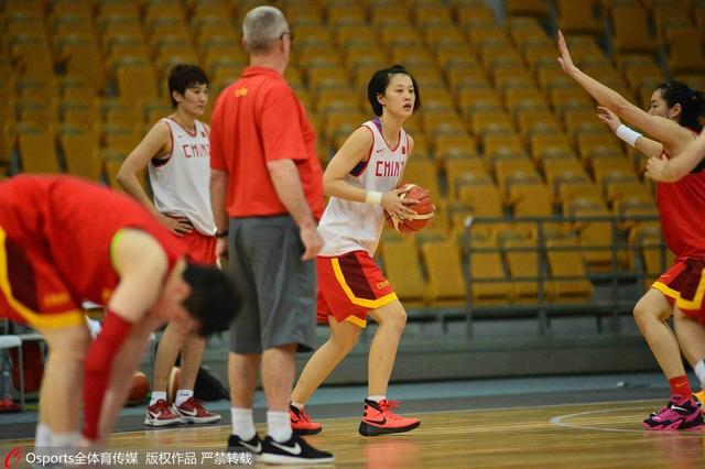 女篮为避韩国更换训练场地
