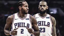 NBA选秀之后有大交易?费城76人或换莱昂纳德
