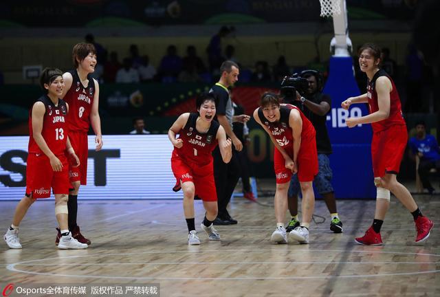 缺两大绝对主力仍胜中国 日本教给女篮什么?