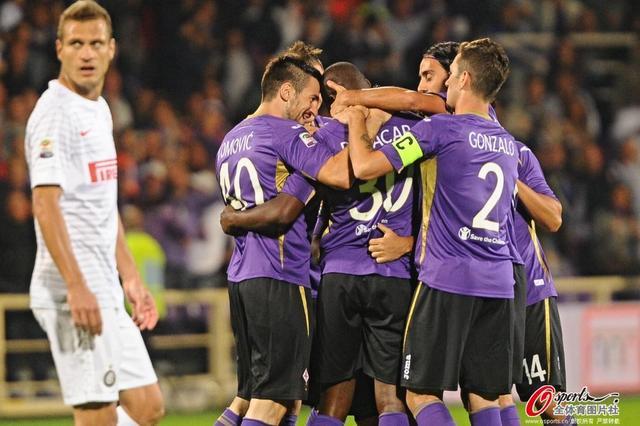 意甲-连败国米0-3负佛罗伦萨 两妖星世界波