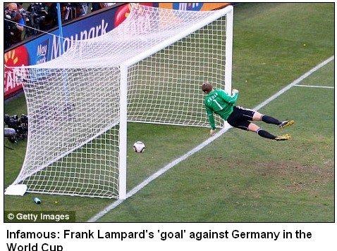国际足联不当老顽固 顺民心着手引进门线技术