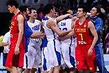 男篮17分领先遭逆转 惨败中华台北无缘4强