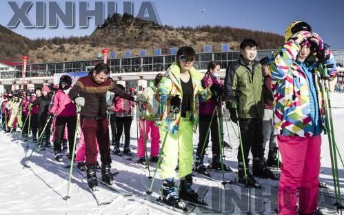 中国南方如何开展冰雪运动系列报道:湖北篇