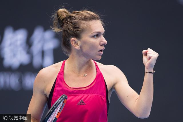 中网-哈勒普复仇法网冠军 进决赛登顶世界第一