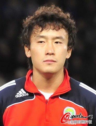 中国国家队球员杜威