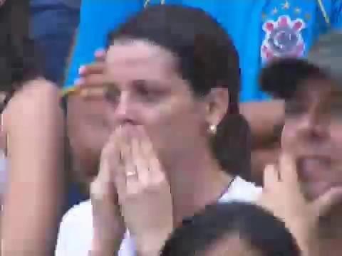 视频:大罗妙射击中横梁 科林蒂安战平丢冠军