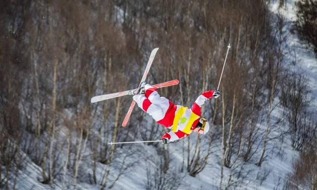 雪上技巧世界杯收官战 加拿大选手夺男子组冠军