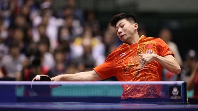 马龙:樊振东肯定会超越我 具备世界冠军实力