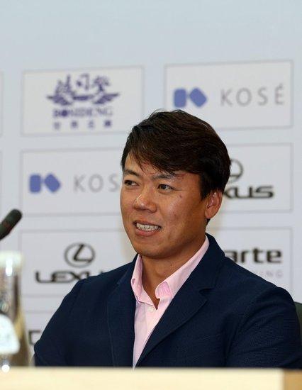 赵宏博自曝上任主帅经常发火 冬奥目标奖牌