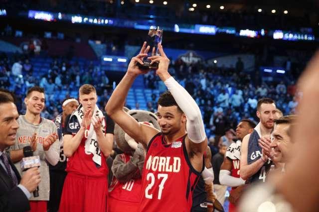 历届NBA全明星新秀赛战况