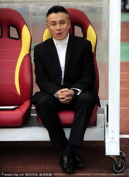 宫磊赛后哽咽:习主席称中超是中国足球超越