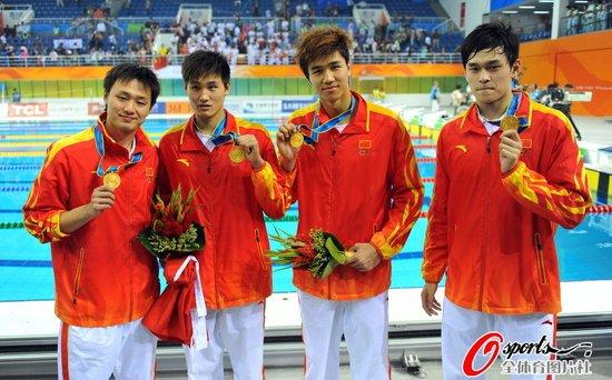 中国破日本接力56年垄断 张琳粉碎对手15连冠