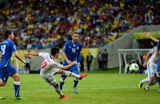意大利被逼到30分钟换人 国足要打这支日本?