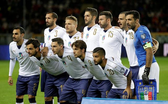 警报!附加赛来袭 意大利进2018世界杯面临死战