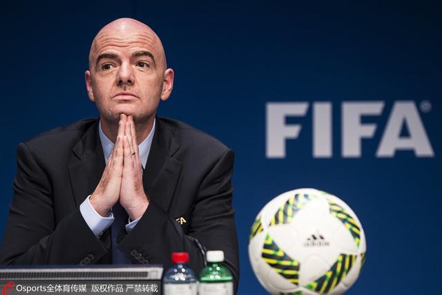 世界杯扩军FIFA多赚数亿美元 国足圆梦靠扩军?