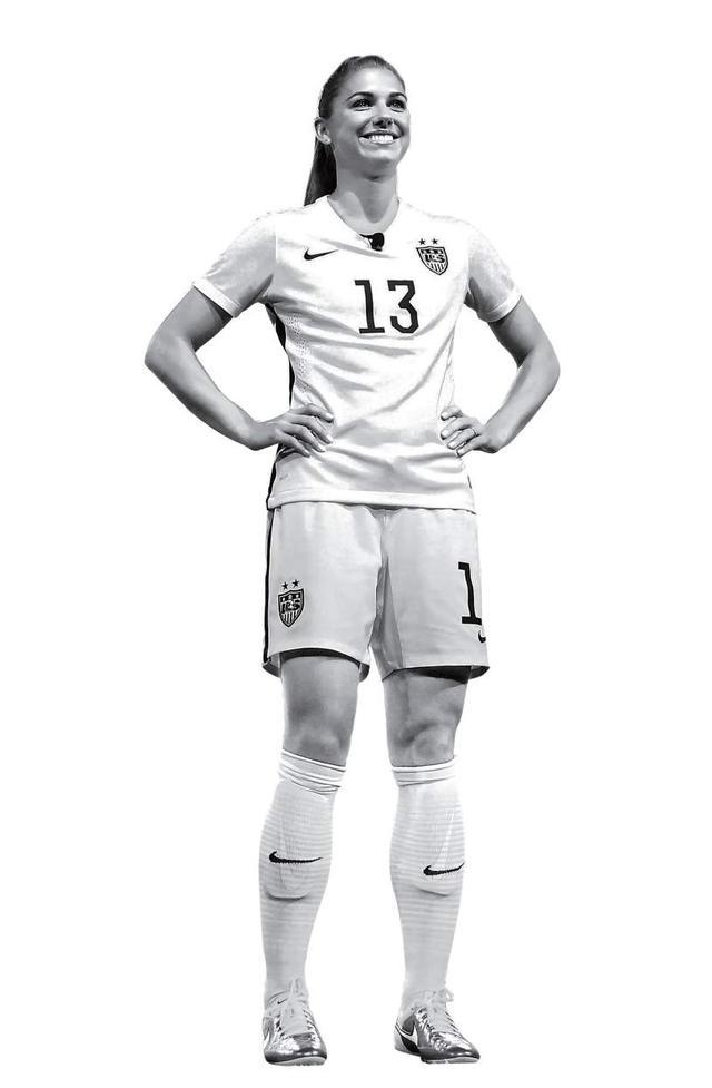 【看台】美国女足头牌:关键女士 粉丝含科比