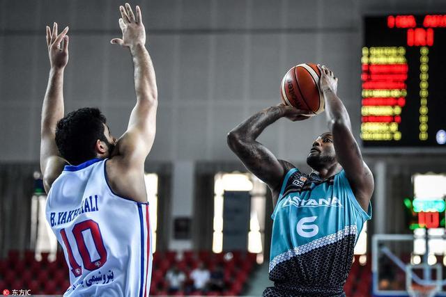 篮球亚冠-阿斯塔纳3分胜伊朗豪门 收获第三名