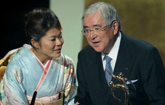 日本足协获公平竞赛奖 走出地震阴影感动世界