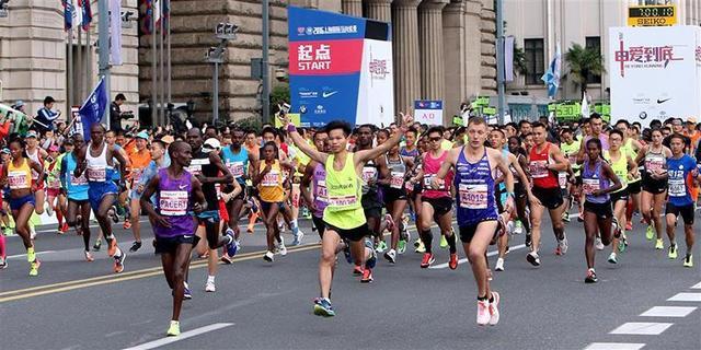 上海马拉松取消半程项目? 发布会时揭晓答案