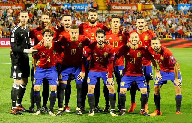 西班牙杀入世界杯 连续11届亮相比肩巴西德国