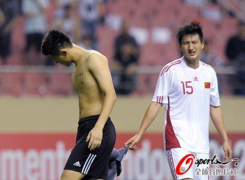 国奥闪电失球0-1阿曼 董学升进球被吹疑误判