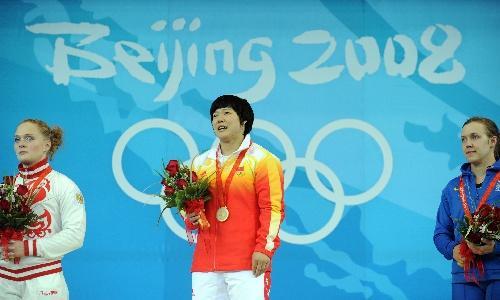 刘春红:那枚藏起来的奥运金牌 落了灰的2008