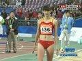 视频:女子三级跳比赛 中国小将再次犯规