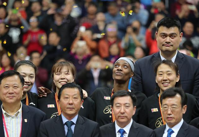 WCBA体测也改革!每队抽2人亚洲杯12国手免测
