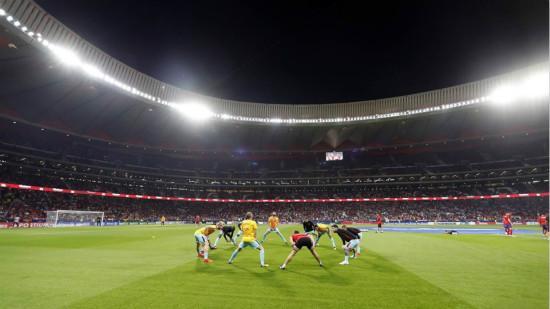 国王杯决赛将在万达球场举行