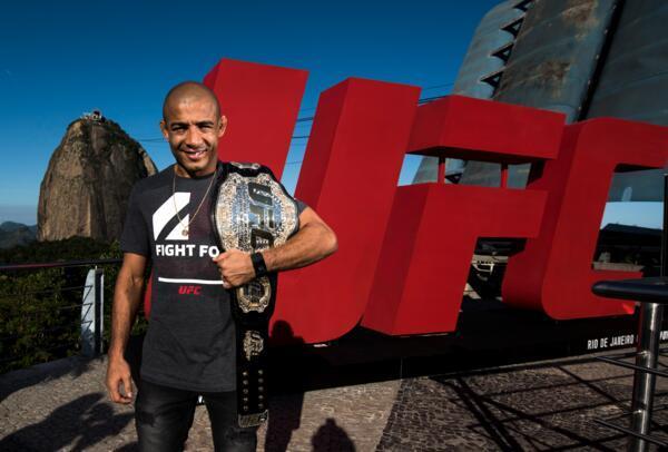 巴西是MMA发源地?前UFC冠军:里约有MMA的DNA