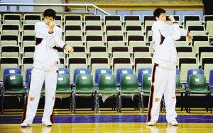 中国男篮:积极备战大运会 力争冲进前八