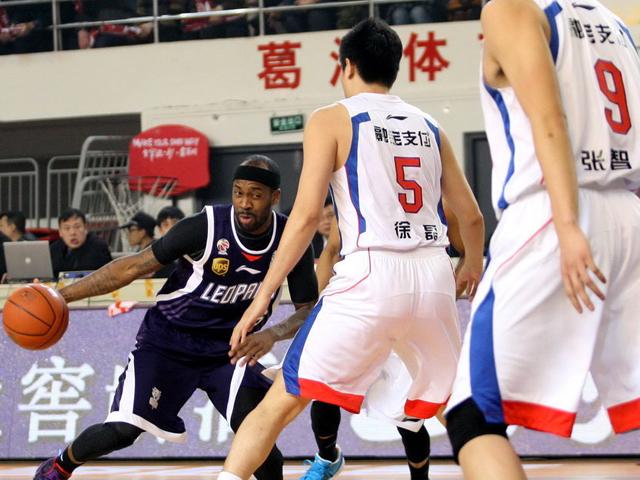 CBA季后赛:东莞晋级四强截图