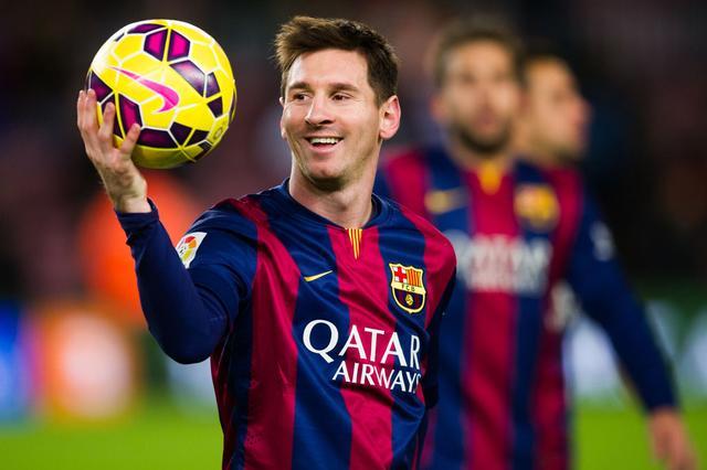 是人数最多的俱乐部,欧冠冠军巴萨 (官网数据)  有2人入围,梅西出现在图片