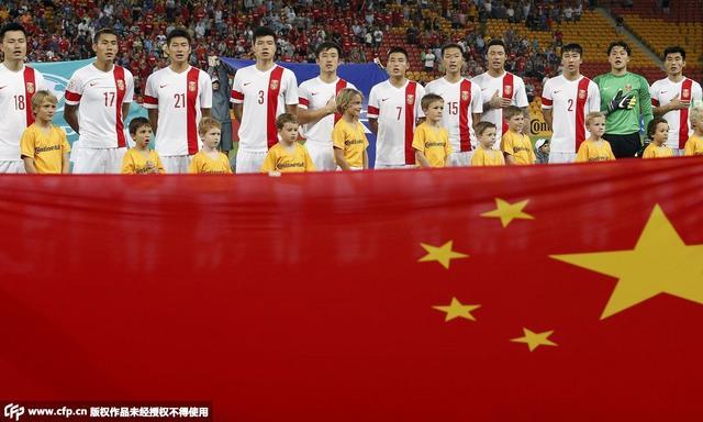 外媒:办世界杯成中国国家项目 已瞄准2026年