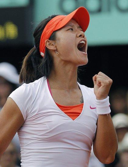 中国职业体育最重要一冠!李娜掀华夏新篇章