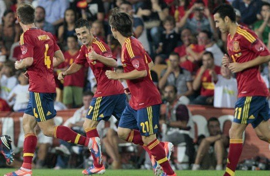 西班牙仍姓巴萨 哈维+两将进4球恐为恩师掘墓