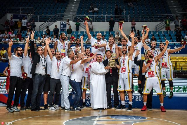 老牌赛事IP崛起 篮球亚冠重获新生成最大赢家
