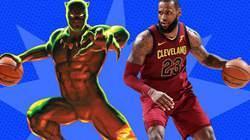 当NBA遇上漫威超级英雄 你喜欢的球星最像谁?