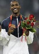 2011上海田径黄金大奖赛选手--大卫·内维尔