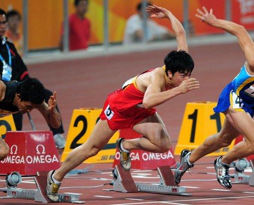 刘翔起跑反应接近生理极限 需提高踝关节力量