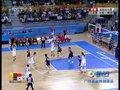 视频:女篮中韩战 中国队连抢前场篮板终得分